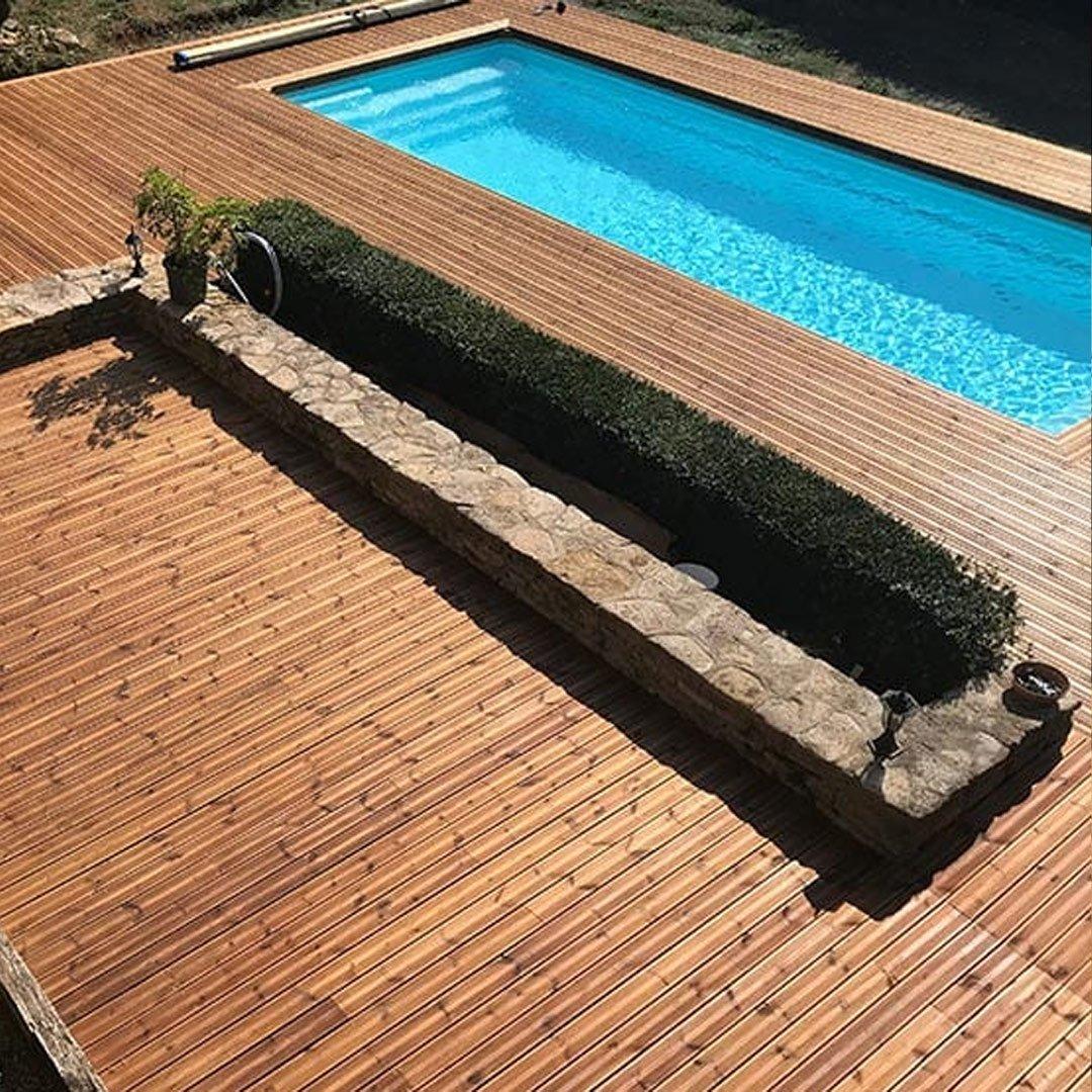 Vente Bois Pour Terrasse terrasse bois – lame et dalle pour plancher
