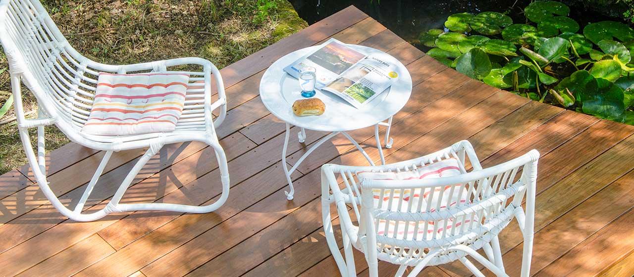 Conseils De Pose Terrasse Bois Pour Une Installation De Qualité