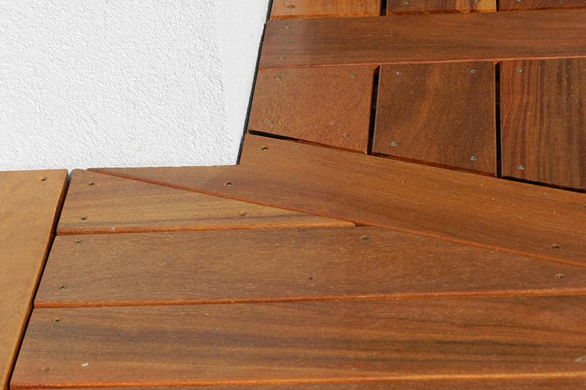 Lame en bois cumaru pour terrasse nature bois concept for Prix d une terrasse en bois exotique