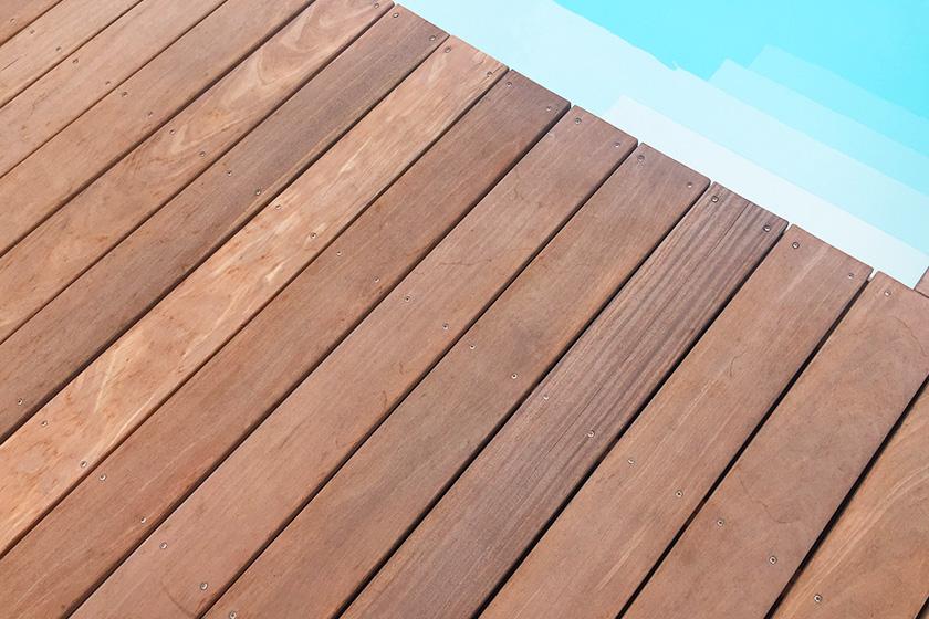 plancher bois terrasse stunning peinture plancher bois bois plastique ponton terrasse pic. Black Bedroom Furniture Sets. Home Design Ideas