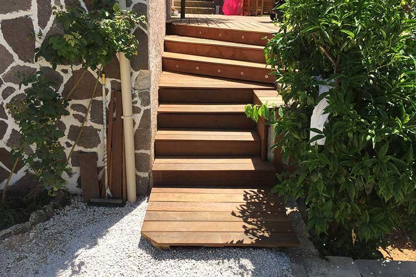 Terrasse itauba lame terrasse itauba nature bois concept - Nature bois concept rochefort ...