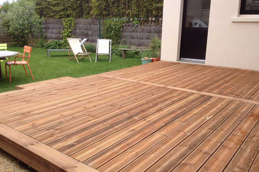 Top Photos de réalisations clients de terrasse bois - Nature Bois Concept OJ67