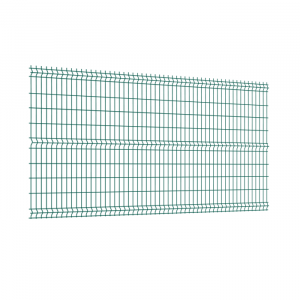 Panneau de clôture vert en 1m53.