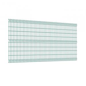 Panneau de clôture vert en 1m23.