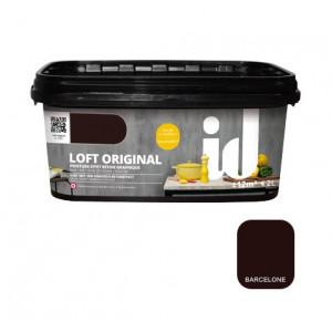 LOFT Original - Peinture à effet béton graphique