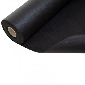Rouleau de géotextile Noir Nivo 2x10m