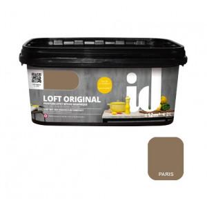 LOFT Original - Peinture à effet béton graphique - Paris