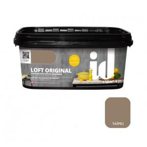 LOFT Original - Peinture à effet béton graphique - Taïpei