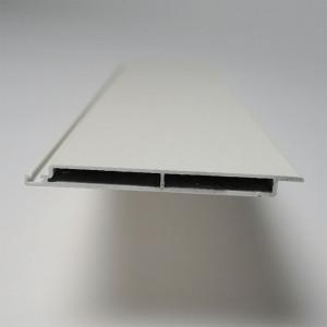 5 lames aluminium 8 mm - Sam Kit - Blanc