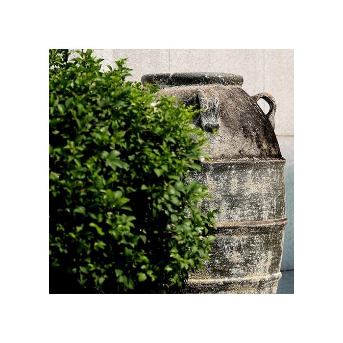 Aménagement extérieur avec une poterie extérieur Kos Jar Nature Bois Concept