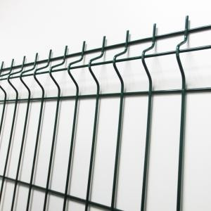 Panneau de clôture rigide gris ral 7016 1,53 m