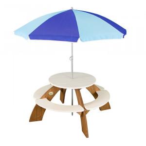Table de pique-nique ronde pour enfant - Orion