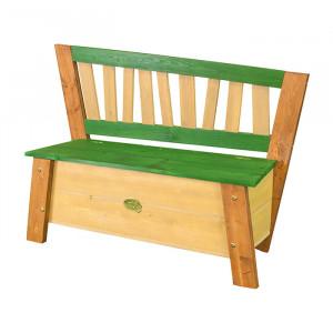 Banc de rangement en bois - Corky
