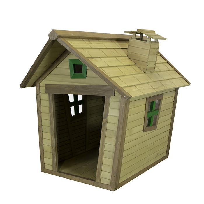Niche en bois pour chien - Dog House