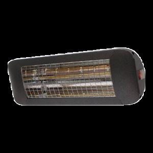 Chauffage d'extérieur ComfortSun 24 - 1000W Ultra Low Glare - Anthracite