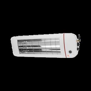 Chauffage d'extérieur ComfortSun 25 + télécommande - 2000W Low Glare - Do Heat - Blanc