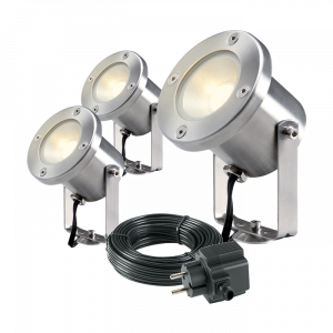 Spot LED Catalpa - Set de 3 spots