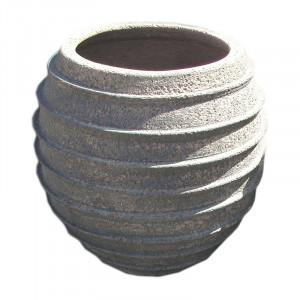 Poterie extérieur Honey Spoon Jar aménagement extérieur