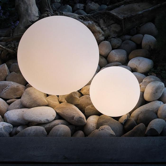 Éclairage extérieur LED boule lumineuse garden lights