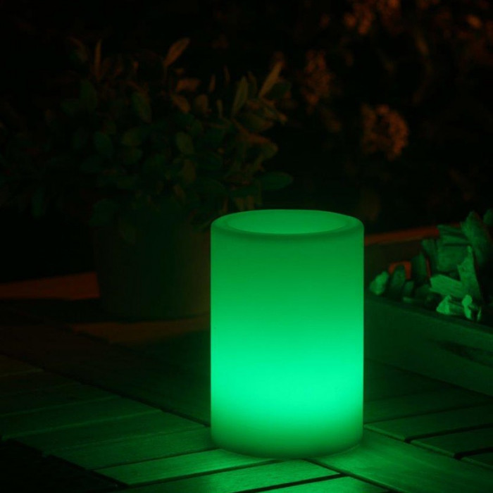 Lampe multicolore Led garden lights