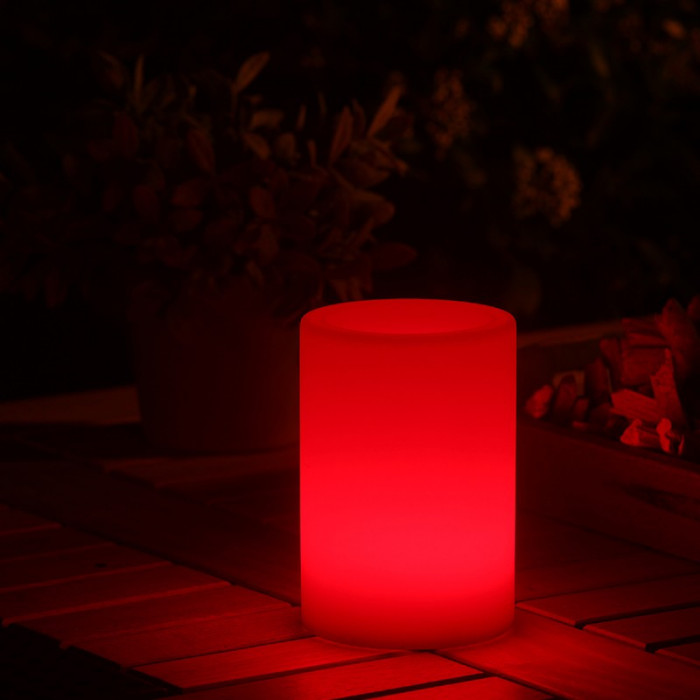Lampe portative led multicolore Garden lights