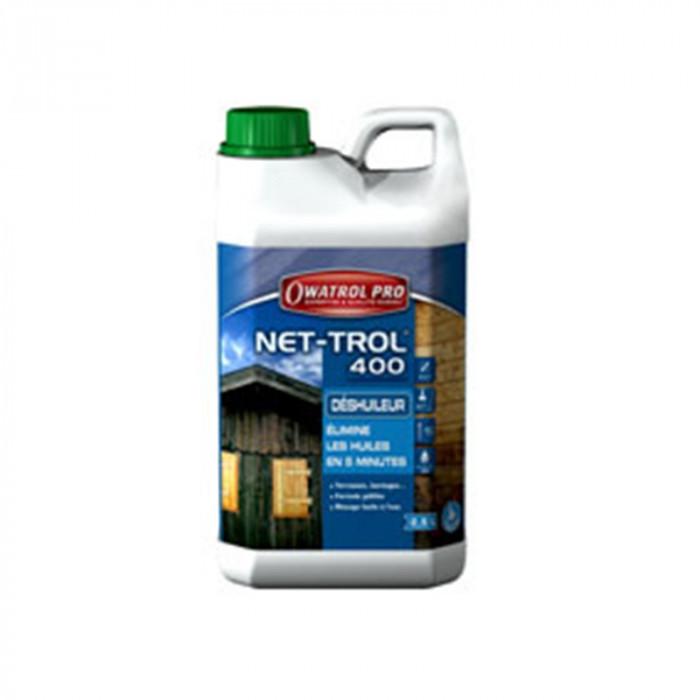 Déshuileur tous types de bois Owatrol Netrol 400