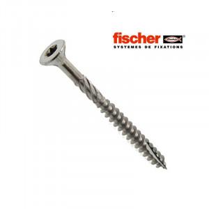Vis Fischer A2 5x50 mm  pour terrasse bois