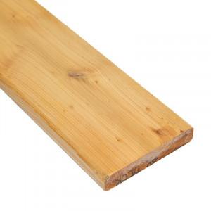 Lot de déstockage lames de terrasse Red Cedar
