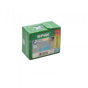 Boîte de vis spax en inox a2 pour bardage bois