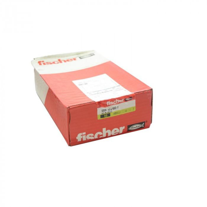 Boîte de cheville à frapper Fischer 10x180 boîte de 100