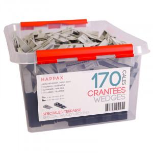 Kit de cales crantées Hapax