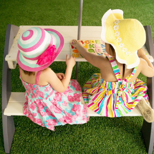 Tables de pique-nique et bancs