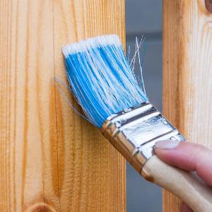 Peinture, lasure et traitement extérieur