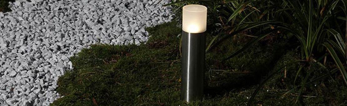 Le lampadaire extérieur, éclairage idéal pour votre jardin ou allée