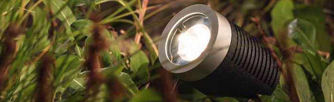 La lampe spot, alternative idéale pour l'éclairage de votre extérieur
