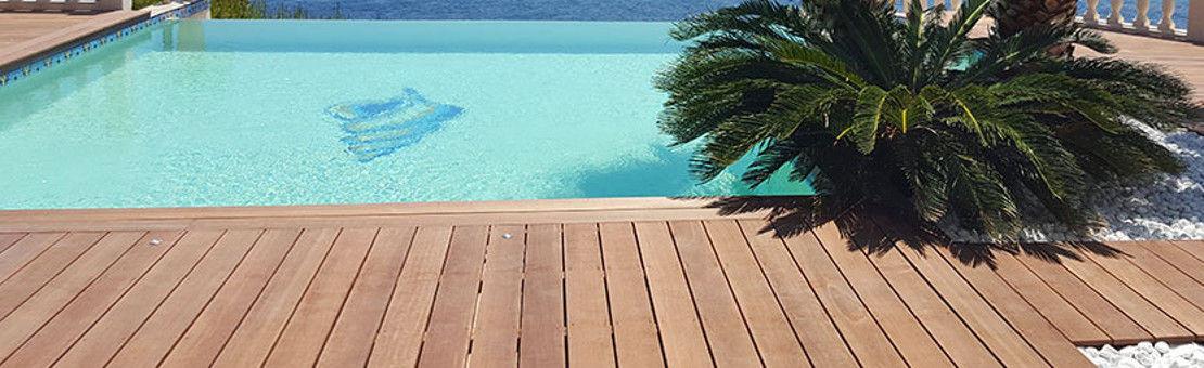 Lames terrasse Massaranduba : Choisissez une terrasse exotique