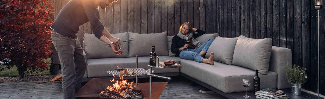Barbecue, Brasero, Plancha : Aménagez votre cuisine d'extérieur !