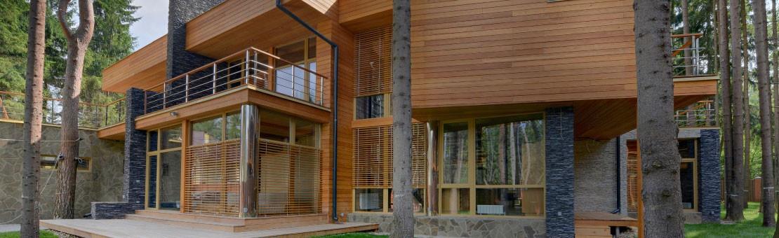 Bardage bois : Pare pluie, claire voie pour votre maison
