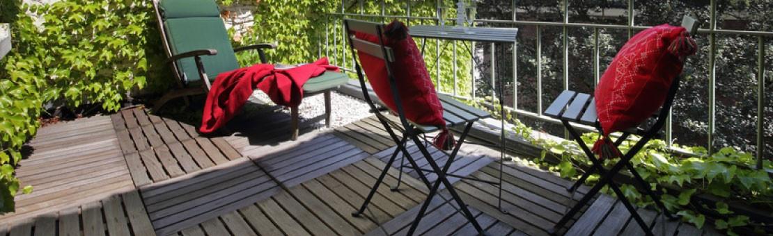 Dalle terrasse bois : créez un extérieur élégant et moderne