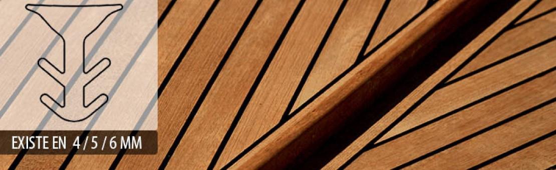 Joint caoutchouc pour terrasse bois : étanchéifiez votre terrasse