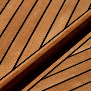 Joint caoutchouc pour terrasse bois