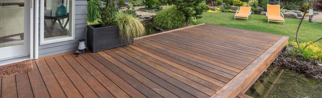 Kit terrasse bois : Tout ce qu'il faut pour construire votre terrasse.