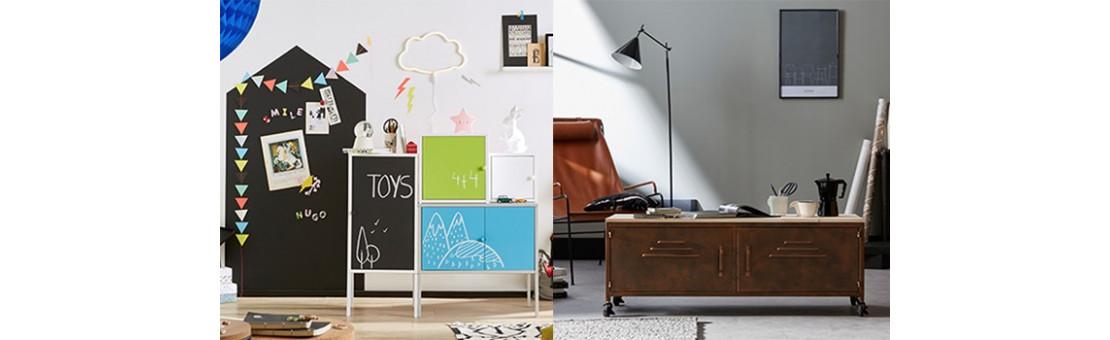 Peinture meuble : un large choix pour personnaliser vos meubles