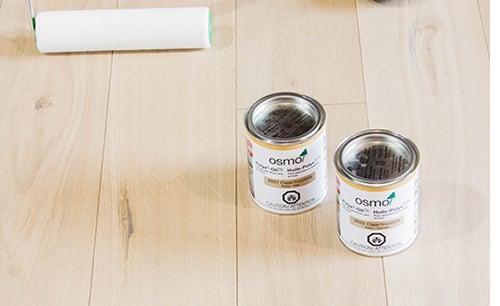 Produits OSMO : huile, cire...