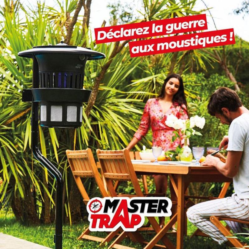 Appareil anti-moustiques de la marque Favex - Modèle Tiger Trap Pro