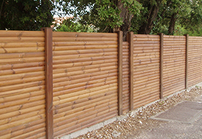 gamme clôture palissade