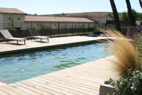 essence de bois exotique cumaru tour de piscine