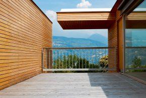 terrasse et bardage de qualité sur maison