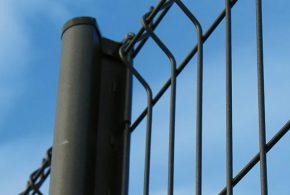 clôture poteau