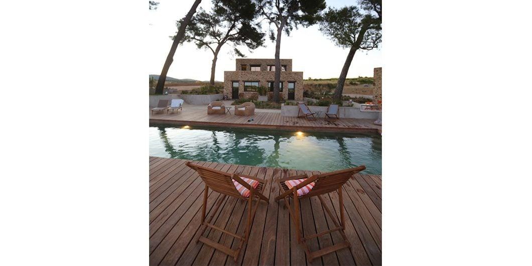 terrasse en bois cumaru d'exeption